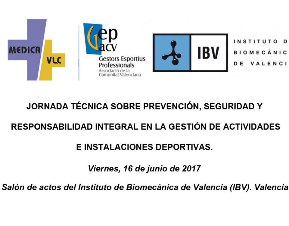 jornada prevencion seguridad ibv 2017