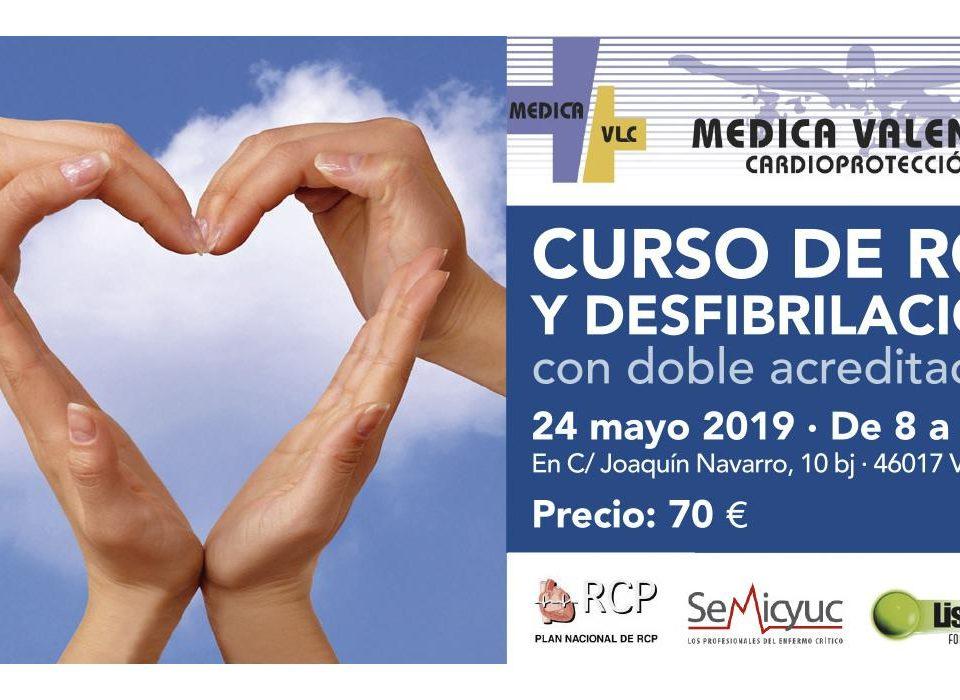 Curso RCP mayo 2019